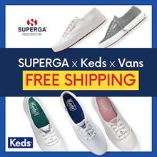 8762f19e2dcdff  SUPERGA x Keds 11 Type converes Slip-on shoes collection