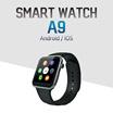 Lemfo A9/한글지원 스마트 워치 심장박동 시계/안드로이드/아이폰/IOS/