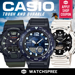 *APPLY SHOP COUPON* CASIO TOUGH AND DURABLE AQS800W SERIES! Free Shipping!