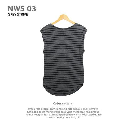 NWS 03 GREY STRIPE