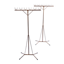 RESTOCK ON 28 Apr! Heavy Duty Bamboo Stand | Laundry Rack | Clothes Dryer |