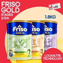 [FRISO] Friso LockNutri Technology 1.8KG 2/3/4 (BUNDLE OF 3!!)