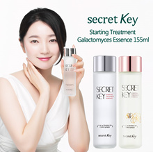 【APPLY COUPON FOR DISCOUNT】【Secret Key HQ Direct Operation】❤1+1❤ Starting Treatment Galactomyces Essence 155ml
