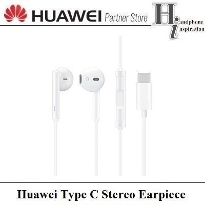 Huawei Type C Stereo Earpiece With Remote