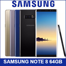 (Brand New) Samsung Note 8 / 6.3in Display / 64GB ROM 6GB RAM / Android Oreo 8.0 / Local Set