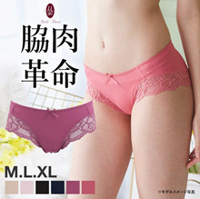 Mode Marie Side Slimming Revolution 562002 Collection Panties(A57F562002)