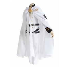 Anime Seraph Of The End:Vampire Reign Cosplay Costumes Mikaela Hyakuya Cosplay Uniform Owari No Sera