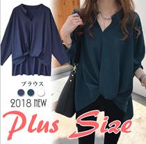 【10.18】 2018  NEW PLUS SIZE FASHION LADY DRESS  blouse TOP PANTS skirt
