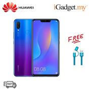 Huawei Nova 3i 4GB RAM/ 128GB ROM (Huawei Malaysia Warranty)