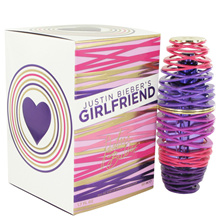 [pinkcity.sg] JUSTIN BIEBER GIRLFRIEND EDP - 50ML