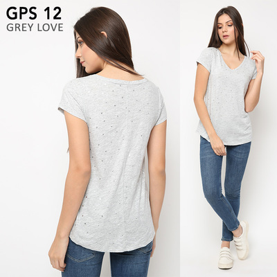 GPS 12 GREY LOVE