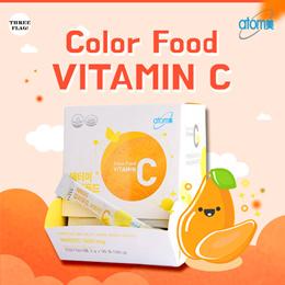 Atomy Color Food Vitamin C 2gX90Sticks