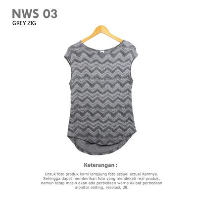 NWS 03 GREY ZIG