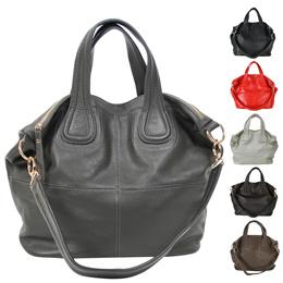 Womens Genuine Cowhide Leather Tote Shoulder Handbags Purses Kpop Style