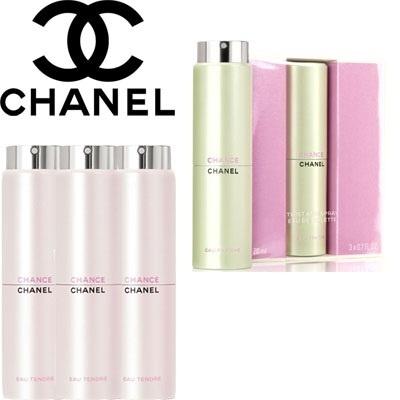 Qoo10 - Chance Chanel Eau Fraiche Twist and Spray 3x20ml   Perfume ... 774cb473f
