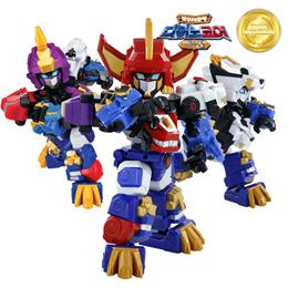 ◀KOREAN CHILDREN DAY▶[DINOCORE] MINI DINO CORE D-SAVER Tyranno Transformation robot/ CARTOON