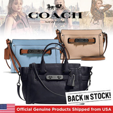 [Restock]Exclusive Sale Coach Swagger/Official Genuine Products Shipped from USA