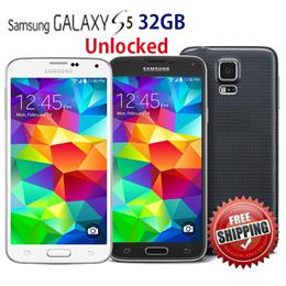 [Exports Set] Refurbushed Samsung Galaxy S5 SM-G900/ G906 32GB /2GB OR 3GB RAM(906) 32GB