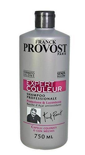 Shampoo provost capelli colorati