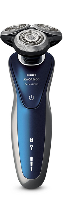 [In Stock] Philips Norelco Electric Shaver 8900 Wet  Dry Edition S8950/91