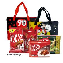 Nestle KITKAT Mickey Cooler Bag Bundle
