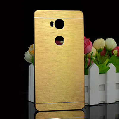 Motomo Sony Xperia M5 Metal Hardcase Metal Back Cover Hardcase Source · Huawei Honor 5X X5 Motomo Aluminum Brushed Metal Case Plastic Back Cover
