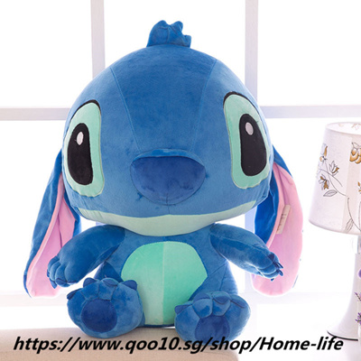 High Giant Stitch Plush Toys Stuffed Animals Soft Baby Toy Pillow Cushion  Baby Appease Doll Birthday 047212a69