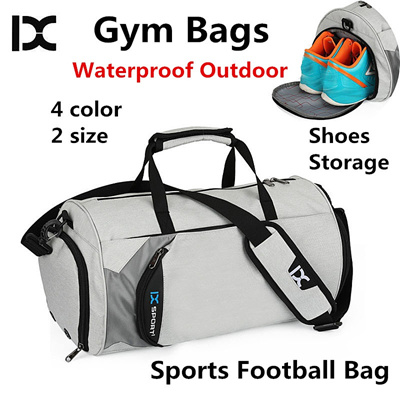 Men Gym BagsTraining Waterproof Basketball Fitness Women Outdoor Sports  Football Bag Shoes Storage 8e747cf1ff