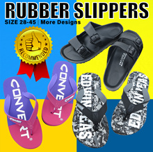 BUY 3 PAIRS FREE Qxpress Shipping★Paternity Rubber Slippers★Comfortable★Waterproof★★Unisex★Children★