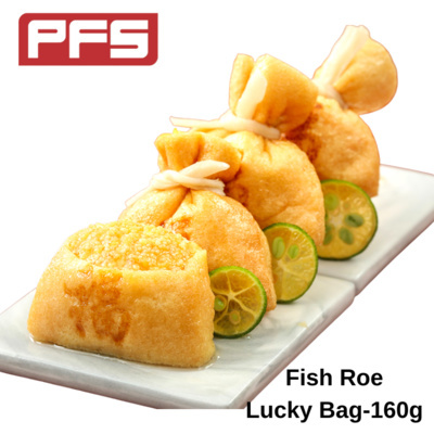 [EB Fish Roe Lucky Bag]-160g/pkt