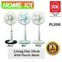 KDK Living Fan 30cm Plastic Blade PL30H