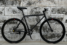 [1-3 Days Delivery] 26 Inch Bicycle with Disc brakes! Brand New Full Black Bicycle INSTOCKS
