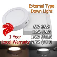 (SG Stock) Ceiling Lights Surface Mount / External Type