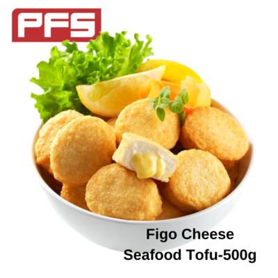 [Figo Cheese Seafood Tofu]-500/pkt
