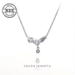 Cocoa Jewelry goddes of star Necklace