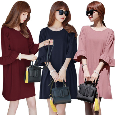 66e731393d Premium KOREAN STYLE ☆ Korean Style Dress Collection   Womens Dress   Dress  Skirt