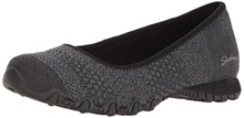 Skechers Womens Bikers-Tropicana Flat