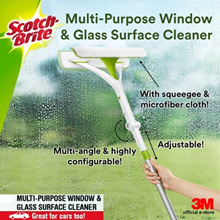 [Official E-Store]Scotch-Brite® Multipurpose Window and Glass Surface Cleaner
