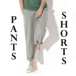 Unisex/ Mens/ Women fashion pants/ top/ shirt/ singlet/ outing clothes/ men style
