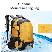 45L Outdoor Mountaineering Bagpack | Camping | Waterproof | Hiking Bag