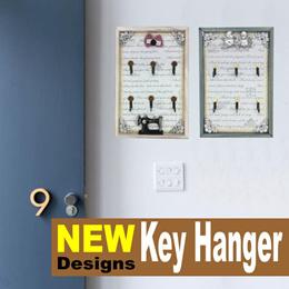 Vintage Fame Wall Key Hanger / Organizer