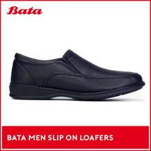 BATA MEN SLIP ON DRESS SHOES 8146119