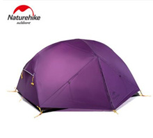 【NatureHike】 NH Monta tent / Nature hike camping tent / 2 person tent / camping / mountain climbing / travel / genuine guarantee