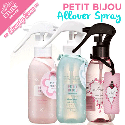 Petit Bijou Allover spray Deals for only Rp89.000 instead of Rp89.000