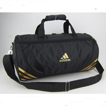 Cylinder barrel shoulder bag sports bag bag mens soccer fitness training package basketball bag back