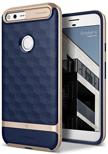 buy popular fe95b 6b3ef ▶$1 Shop Coupon◀ Google Pixel XL Case, Caseology [Parallax Series] Slim  Dual Layer Protective Textu