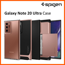 Spigen Note 20 Ultra Case Cover Samsung Galaxy Note 20 Ultra Casing Screen Protector Camera Lens