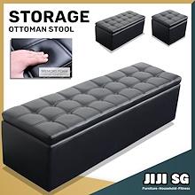 ★Premium Storage Stools/Ottomans!★Chairs | Sofa | Stools ★Storage | Organizer★Furniture★