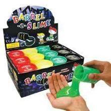 Barrel O Slime  - LARGE - Solid Liquid