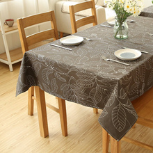 Wish tree simple modern cotton linen tablecloth table cloth table cloth side cabinet cover towel TV